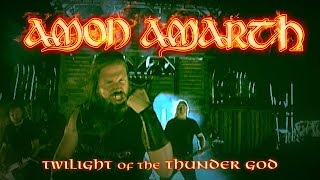 "Amon Amarth ""Twilight Of The Thunder God"" (OFFICIAL VIDEO) - YouTube"