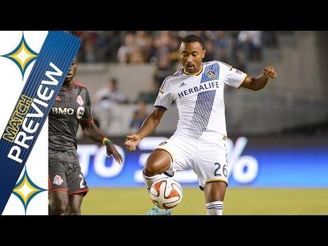 Video: LA Galaxy vs FC Dallas | PREVIEW