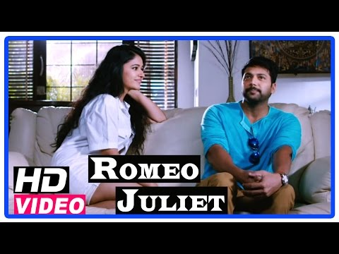 XxX Hot Indian SeX Romeo Juliet Tamil Movie Scenes Poonam Bajwa proposes Jayam Ravi Hansika.3gp mp4 Tamil Video