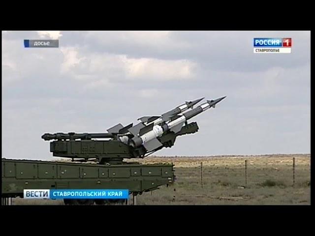 НаКавказе потревоге подняли полк «Искандеров»