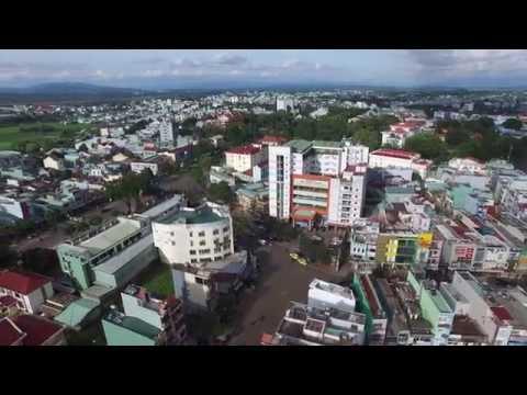 Quay phim Flycam PleiKu Gia Lai 4K
