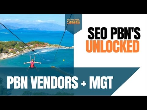 Private Blog Networks - SEO Vendors - PBN Setup - Hos ...