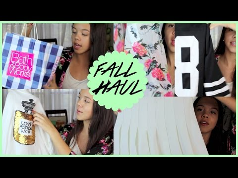 haul - click show more for pizza (+important links) ☆ hey guys! hope you enjoy this lil fall haul. I know it's not officially fall yet (I think it starts tomorrow) but I've already started...