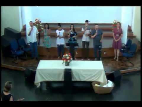 Culto Vespertino - 08/01/2016