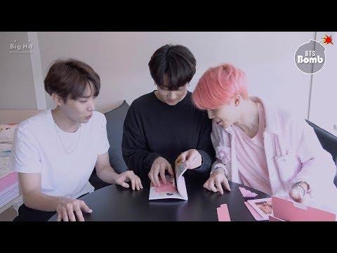 [BANGTAN BOMB] 'MAP OF THE SOUL : PERSONA' Album Unboxing (BTS ver.) - BTS (방탄소년단)