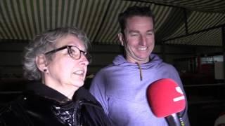cheque van Lionsclub Bunschoten voor de Veldmuis
