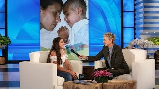 Video Ellen Surprises an 11-Year-Old Cancer Survivor MP3, 3GP, MP4, WEBM, AVI, FLV Oktober 2018