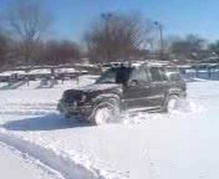 2008 Jeep Liberty Lifted. www.jeepinbyal.com, Jeep Liberty axle swap, get lower gears for your Jeep Liberty, 4:10, 4:56, 4:88