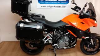 5. KTM 990 SMT 2011 ABS Full Luggage
