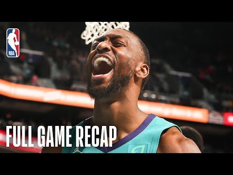 Video: WIZARDS vs HORNETS | Bradley Beal Drops 46, Kemba Walker Leads CHA | February 22, 2019
