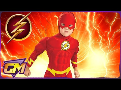 The Flash Vs Zoom - The Flash Origins Story With Green Arrow