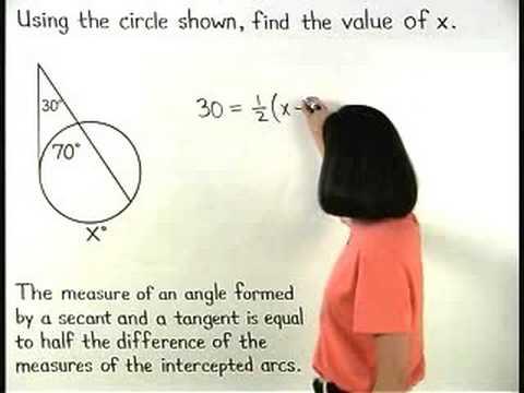 Geometrie für Dummies - YourTeacher.com - 1000 + Online Math Lessons