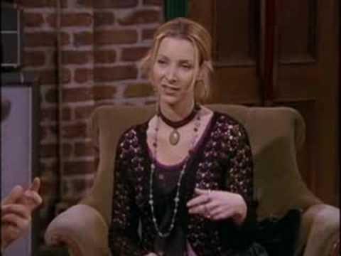Friends en español - Chandler una semana sin contar chistes!
