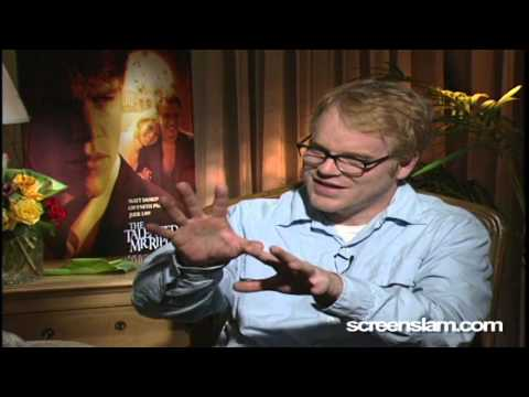 Philip Seymour Hoffman: The Talented Mr. Ripley Exclusive Interview