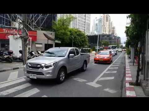 Download Walking in Sukhumvit Road Bangkok   Nana Plaza area HD Mp4 3GP Video and MP3