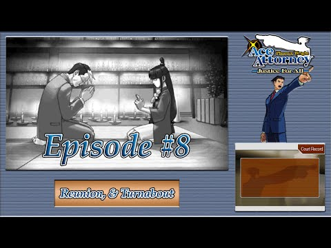 Phoenix Wright: Justice For All - Investigation Begins, Maya's Magatama - Episode 8