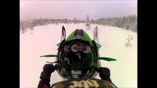 8. 2012 arctic cat f800 catwalks