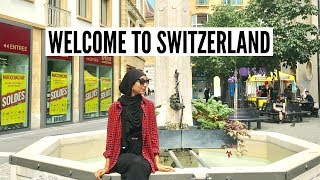 Hi rafikiii!!! We are finally going internationalllll. in this vlog i explore the beautiful country of Switzerland! I am so excited to be here...