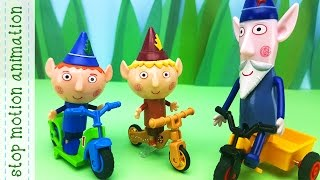Subscribe to my channel https://www.youtube.com/channel/UCIg36eyhkbmPd74AG5l2bTQ?sub_confirmation=1Ben and Holly's Little Kingdom. Somewhere, hidden amongst thorny brambles, is a little kingdom of elves and fairies. Everyone who lives here is very, very small....Ben Elf and princess-fairy Holly are most important characters of the cartoon in English. Each episode is a new adventure of our heroes. Watch all episodes in compilation and you better get to know who Ben and Holly are,  who their friends are and who live near Ben and Holly, like Ladybird Gaston, Nanny Plum, Wise Old Elf,  King Thistle, Queen Thistle, Holly's little sisters Daisy and Poppy, Mr. Elf, Mrs. Elf, Redbeard Elf Pirate, little girl Lucy, caterpillar Betty, Big Bad Barry, Santa Claus and Christmas elves, Bobby the bee, alien Zyrus, Bong planet, dwarwes, Mrs. Witch. Also watch compilations of all episodes without frames and all new episodes 2017 Ben & Holly's Little Kingdom and you will know what is the elf windmill, planet Bong, a picnic on the moon,  jelly flood,  chickens ride west,  The elf factory, The elf rocket, The elf submarine, north pole, jorney to the center of the earth, snow, what happens with the stars and many more....