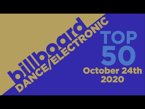 Billboard Dance/Electronic Songs Top 50 (October 24th, 2020)