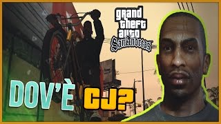 CHE FINE HA FATTO CJ? E PERCHÉ NON È IN GTA 5? (Grand Theft Auto San Andreas) ITA