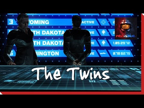 Season 9, Episode 2 - The Twins | Red vs. Blue