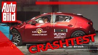 Mazda3 (2019): Crashtest - Euro NCAP - Sicherheit - Infos by Auto Bild
