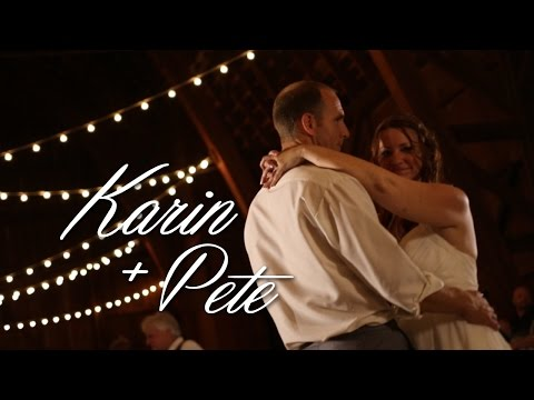 Karin & Pete Wedding Highlight Film