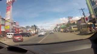 Valencia (Bukidnon) Philippines  city photo : Driving in Valencia city (The Philippines)