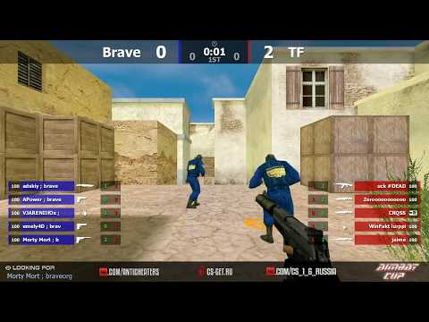 AIMBAT CUP: Time Factor vs Team Brave