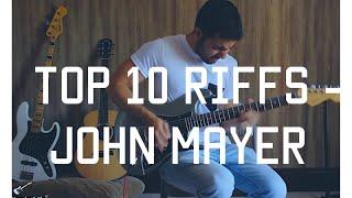 Video John Mayer Top 10 Riffs MP3, 3GP, MP4, WEBM, AVI, FLV Agustus 2018