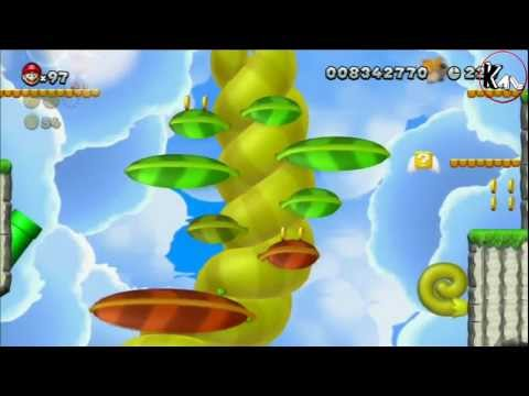 Let's play New Super Mario Bros U - Ep. 13 Bonus (Wii U)