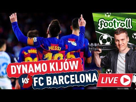 """""""FC Barcelona"""" walczy o wyjście z grupy! OGLĄDAMY (bez widoku meczu)"""