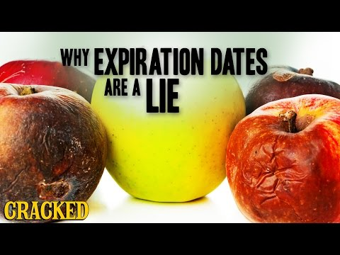 Why Food Expiration Dates Are a Lie