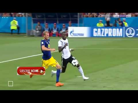 germany vs Sweden - 2018 FIFA World Cup Russia - Match27