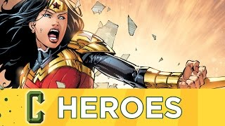 Wonder Woman 75th Anniversary Special - Collider Heroes by Collider