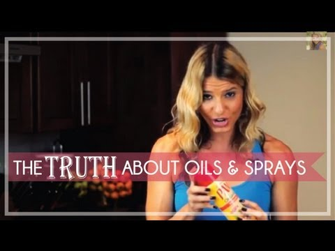 The Truth About Oils & Sprays