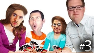 Without Mark We Actually Finished | UNO w/Mark, Wade and Jack Ep. 3