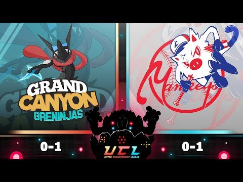 Pokémon Usum Live Wi-fi Battle [ucl S3w2] Grand Canyon Greninjas Vs New York Mankeys