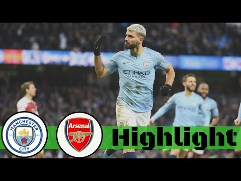Manchester City Vs Arsenal 3-1 Goals & Extended Highlights 2019