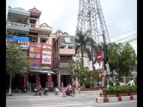 Thành phố Thái Bình ngày 25 - 11 - 2011.