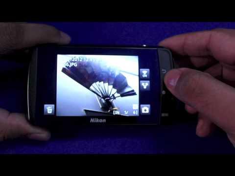 Nikon Coolpix S800c Review
