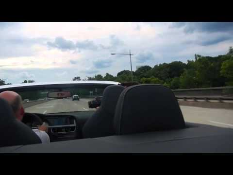 Review of the 2015 Audi S5 Cabriolet
