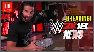 BREAKING! WWE 2K18 News: Seth Rollins With A SPECIAL ANNOUNCEMENT! [#WWE2K18News]...Hit The LIKE! 👍🏼 & Turn ON Notifications🛎► Follow Me!• Twitter - https://twitter.com/MachoT_YT💪 JOIN ME! HELP ME REACH ➡️  50,000 ⬅️ SUBSCRIBERS!SUBSCRIBE! For WWE 2K Games + WWE News & Rumors!In this video I have News coverage of WWE 2K18, the next WWE Game...Join Me to be UPDATED on all News/Rumors/Info, & Announcements heading into the release of the game!► Popular Playlist! WWE 2K17 Hidden Features Full Playlist:•https://goo.gl/uBDPNiWWE 2K17 Tutorials Playlist:•https://goo.gl/HelEBSChannel Description:• All Things WWE & WWE 2K Games. Multiple News & Rumors Round-Up Episodes throughout the week, keeping you guys up to date on all the News & Rumors in Wrestling, leading up to Raw, Smackdown, NXT, & PPVs like Wrestlemania! Also WWE 2K17 Content & Upcoming WWE 2K Games, WWE 2K18 News!►For WWE News/Rumors & WWE 2K17 Content, Updates, & Tutorials • SUBSCRIBE! - https://www.youtube.com/c/DRsMachoTThank You For Watching!- Macho T