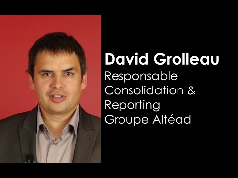 ALTEAD Group's Consolidation and Reporting software