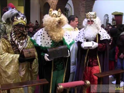 Llegada de los Reyes Magos a La Redondela 2019
