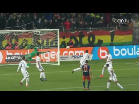 Montpellier vs PSG 3-0 - All Goals & highlights - 03.12.2016ᴴᴰ