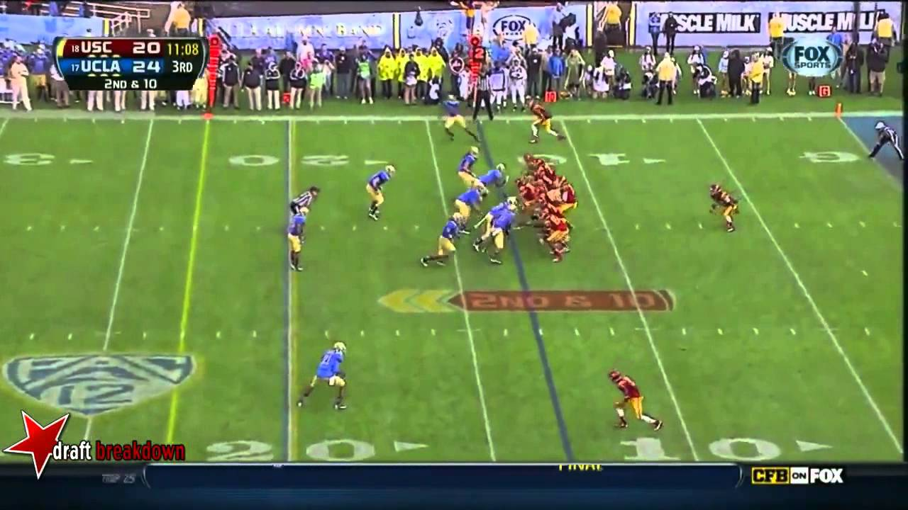 Marqise Lee vs Syracuse, Arizona, UCLA & Notre Dame (2012)