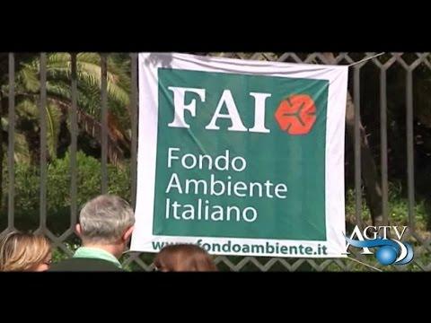 """Al via oggi le Giornate di Primavera """" del Fondo per l'ambiente italiano"""