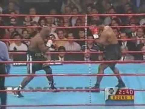 Mike Tyson vs Orlin Norris - Controversial